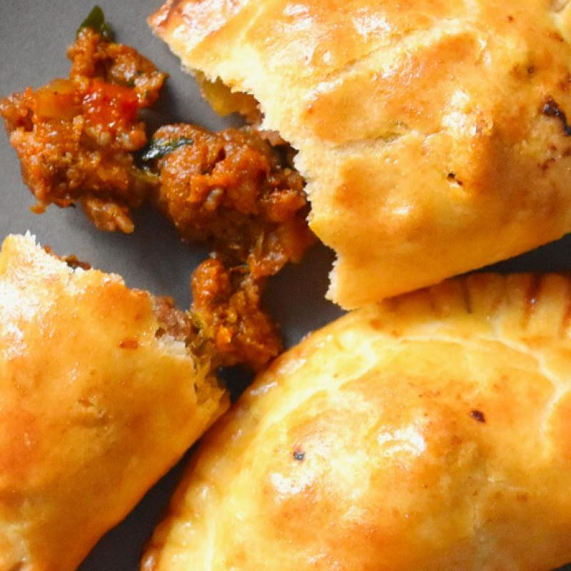 Easy Sausage Empanada Recipe by Swaggerty's Farm®
