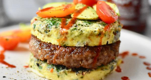 "Paleo Sausage & Egg ""Muffin"" Recipe"