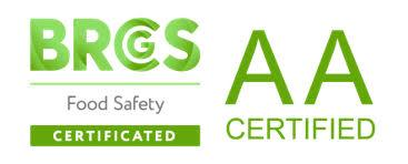 Swaggerty's BRC Food Safety Certified AA 2017